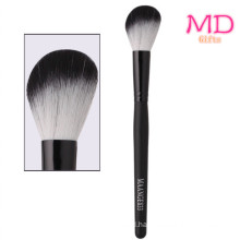 Synthetic Hair Wooden Handle Makeup Contour Brush (TOOL-145)