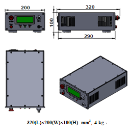 diode pumped laser source