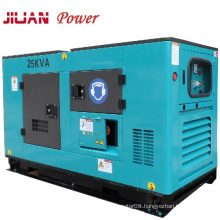 Hot Sale Isuzu 25kVA Silent Power Diesel Generator