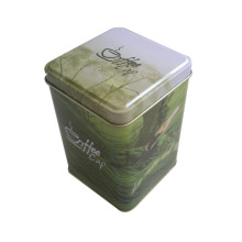 Квадрат Tin Bo Ffor Tea Food Package