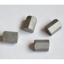 Pontas personalizadas da forma do carboneto de tungstênio para a aplicação do forno