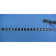 Schwarze Farbe Flexible 30cm Auto LED Streifen