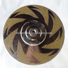new style diamond grinding disc for stone