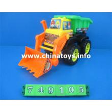 Hot Sale Plastic Toy Feel Wheel Construction Car (749105)