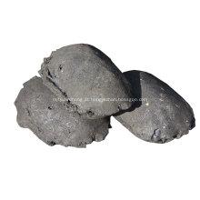 Pasta de eletrodos baseada em CPC para ligas de silício de ferro-silício