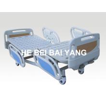 A-75 cama de hospital manual de duas funções