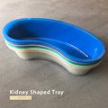 Chirurgische Verwendung Medical Tray Kidney Shaped