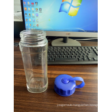 Plastic Can Jar Cap with Hook Hand Mold