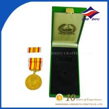 Супер качество медали заказной характер честь медаль с коробками