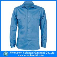 Uniforme del conductor del algodón de Guangdong Working Garment 100% de los hombres