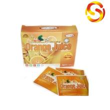 Hot Selling Leisure 18 Slimming Orange Juice, Natural Slimming Juice