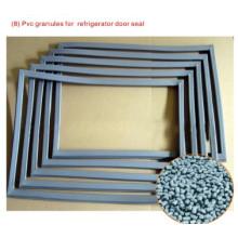 PVC Granules for Refrigerators Door Seal