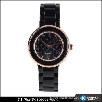 bracelet watch alloy case band ,casual watch