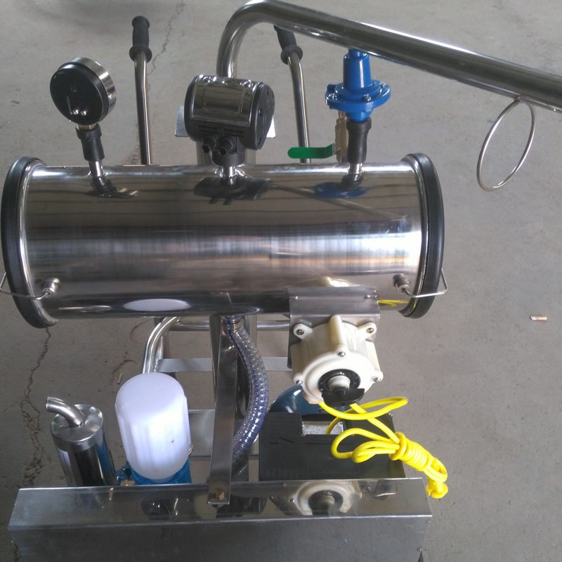 Milking Machine for Dairy