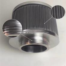 Aço Inoxidável 316 10 '' 30 '' 40 '' Elementos Filtrantes