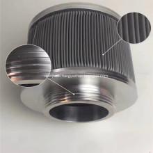 10 '' 30 '' 40 '' Filterelemente aus 316 Edelstahl