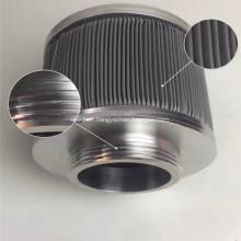 Éléments filtrants en acier inoxydable 316 de 10 '' 30 '' 40 ''