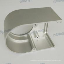 Алюминиевая Подвергая Механической Обработке Часть