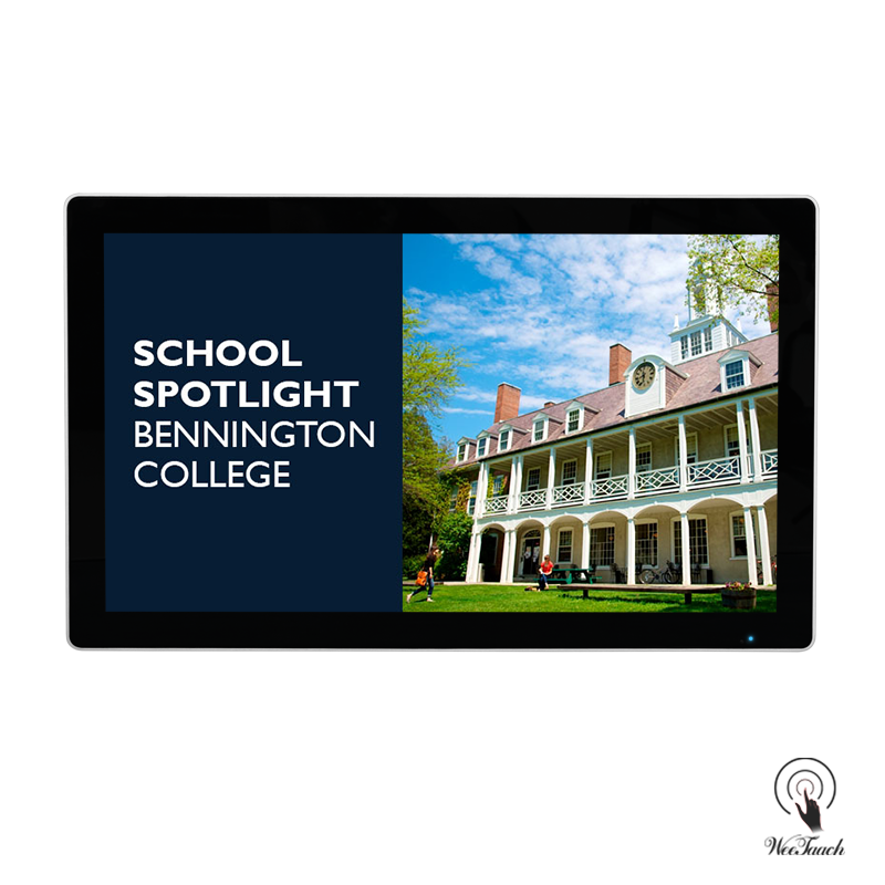 49 Inches Digital Information Board for School