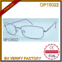 2015 Hot Sale Simple Frame Optical Glasses (OP15022)