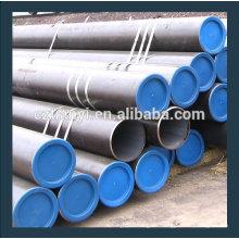 Hot Quality Low Carbon API 5L GR.B Nahtloses Stahlrohr