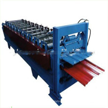 Two Layers Flat Roof Sheet Producing Line