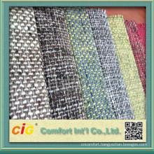 velour fabrics 80% cotton 20% polyester upholstery