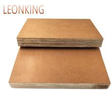 LEONKING 5/8'' 5 layers pine core highintensity mdo overlay plywood price