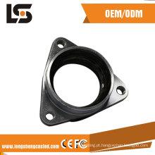 Maquinação de precisão usinagem CNC personalizada Peças de automóveis de importação de alumínio