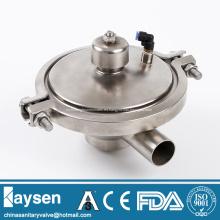 Válvula de presión constante sanitaria DIN