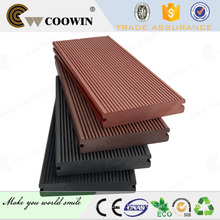High strength 138x26mm wpc decking made in china