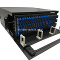 High Density Fiber Patch Panel Rack-Einschub bis zu 144 Ports 4HE