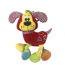 Red Dog Hammock Baby Toy