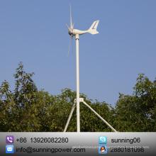 Eco-Worthy 12/24 Volts 300 Watts Wind Solar Powered System: 12V/24V 300W Wind Turbine Generator