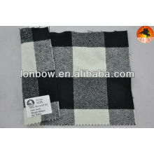 Stock twill cashmere woollen fabric for coat