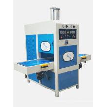 Machine de soudage et de gaufrage haute fréquence pour table coulissante