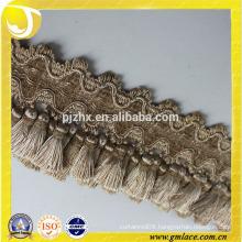 handmade curtain tassel fringe in stock