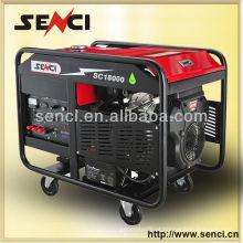 Senci SC18000 31hp 15 KVA 240v Gerador de gasolina refrigerado a ar