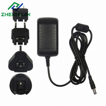 Adaptador de corriente LED de enchufe múltiple de 20 vatios 5v4a
