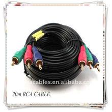 Fast selling DVD HDTV 3RCA AV cable