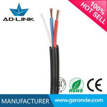 Abgeschirmtes Kabel RVVP 300 / 500V 7 * 0.75