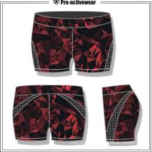 Custom Women Gym Shorts Hot Yoga Lycra Fitness Shorts