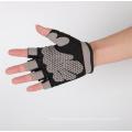 Fashion Sports Wear Resistant Fingerless Gloves Waterproof Bike Gloves for Outdoor Riding