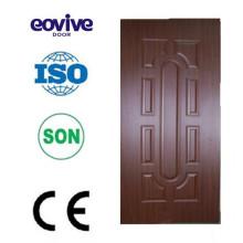 Piel de puertas/Puerta melamina puerta diseño/decoración cuarto de baño