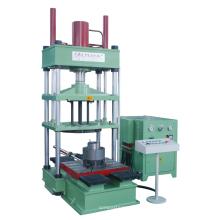 Máquina de fixação automática do núcleo do estator do motor