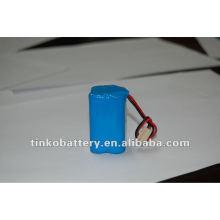 pack d'accus de haute qualité ni-mh 3.6V