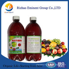 organic foliar Fertilizer with Seaweed Extract