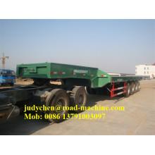 Sinotruk/CIMC 60t-100t 3 axles low bed semi trailer