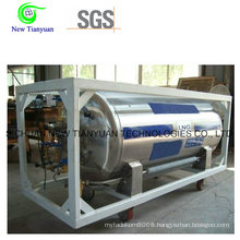 LNG Filling Cryogenic Tank for Sale China Supplier