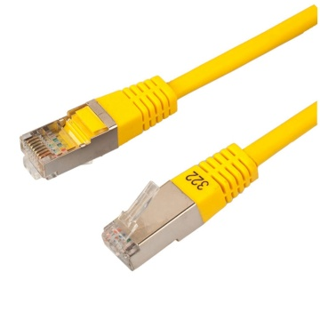 2m 5m 10m 28Awg 8P8C Cable de red Cat7
